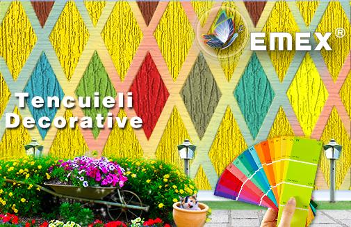 Aplicare tencuieli decorative
