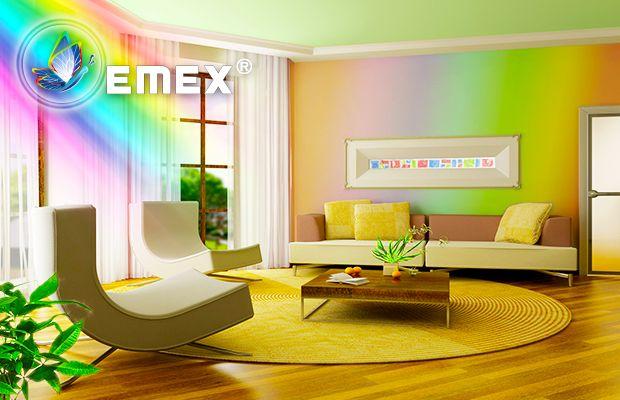 Emex culoare pentru vopsele de interior